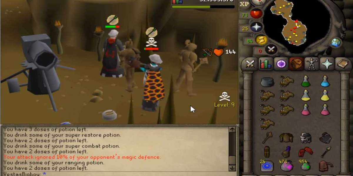 A Last Note on the Management of RuneScape